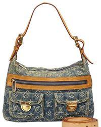 Louis Vuitton - Monogram Denim Baggy Pm Bag - Lyst