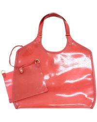 Louis Vuitton - Grenadine Vinyl Epi Leather Plage Lagoon Gm Bag - Lyst 454c1ae82309f