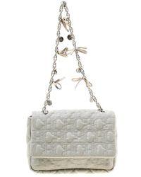 Carolina Herrera - Monogram Nylon Shoulder Bag - Lyst