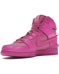 Nike Dunk High Ambush Active Fuschia Trainers - Pink
