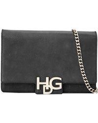 Givenchy Black Leather Crossbody Bag