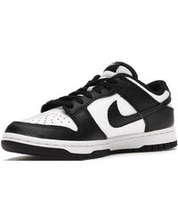 Nike Dunk Low Black/white Sneakers