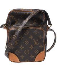 Louis Vuitton - Monogram Canvas Amazone Crossbody Bag Pm - Lyst