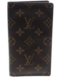 Louis Vuitton - Monogram Canvas Notepad Cover - Lyst