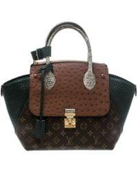 Louis Vuitton - Exotique Monogram Limited Edition Majestueux Pm Bag - Lyst