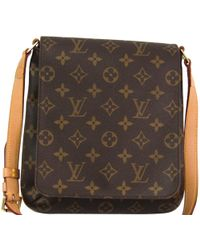 Louis Vuitton - Monogram Canvas Musette Salsa Bag - Lyst
