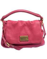Marc By Marc Jacobs - Leather Classic Q Lil Ukita Satchel - Lyst