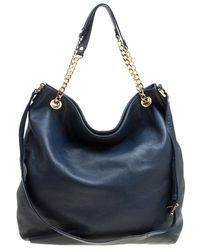 MICHAEL Michael Kors - Leather Top Handle Bag - Lyst