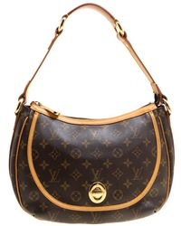 Louis Vuitton - Monogram Canvas Tulum Gm Bag - Lyst