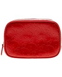 Dior - Patent Leather Trousse Cosmetic Bag - Lyst