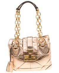 Marc Jacobs - Rose Quilted Leather Shoulder Bag - Lyst