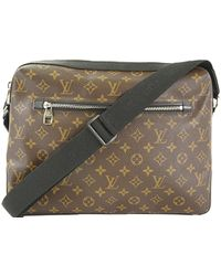 Louis Vuitton - Monogram Macassar Canvas Torres Messenger Bag - Lyst