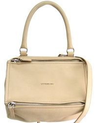 87355615f9 Lyst - Givenchy Antigona Small Light Blue Tote Bag In Goatskin With ...