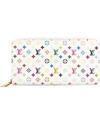 Louis Vuitton - Monogram Multicolore Zippy Wallet - Lyst