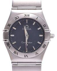 Omega - Stainless Steel Constellation Women's Wristwatch 25.5mm - Lyst