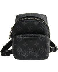 341a077d8192 Louis Vuitton Monogram Macassar Canvas Josh Backpack in Brown for ...