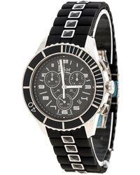 Dior - Stainless Steel Christal Cd114317 Men's Wristwatch 38 Mm - Lyst