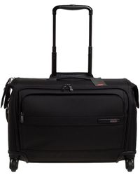 Tumi Black Nylon Gen 4.2 Carry On 4 Wheel Garment Bag