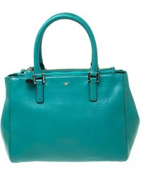 Anya Hindmarch Green Leather Handbag