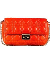 Dior - Cannage Quilted Leather Miss Promenade Clutch Bag - Lyst