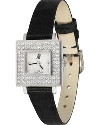 Audemars Piguet Mop Diamonds 18k White Gold 67345bc/z/0001cr/01 Wristwatch 18 Mm
