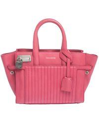 Zadig & Voltaire Pink Leather