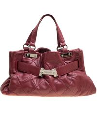 Chanel - Leather Tote - Lyst