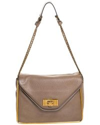 Chloé Beige Leather - Natural