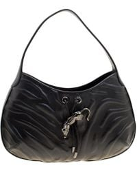 Cartier - Leather Panthere Hobo - Lyst