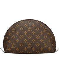 Louis Vuitton - Monogram Canvas Trousse Cosmetic Case - Lyst