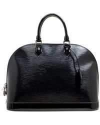 Louis Vuitton - Electric Epi Leather Alma Gm Bag - Lyst