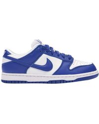 Nike Dunk Low Kentucky Sneakers - Blue