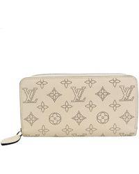 78a75720c960a Louis Vuitton M60708 Monogram Portefeuille Josephine Fuchsia Women's Wallet  in Red - Lyst