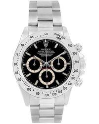 Rolex - Stainless Steel Cosmograph Daytona Men's Wristwatch 40mm - Lyst