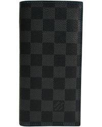 Louis Vuitton Damier Graphite Canvas Alexandre Wallet - Blue