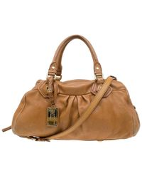 Marc By Marc Jacobs - Leather Dr Q Groovee Satchel - Lyst