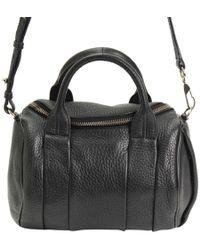 Alexander Wang - Textured Leather Rocco Duffel Bag - Lyst