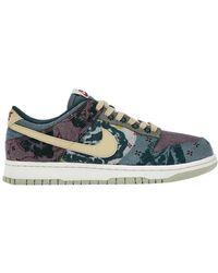 Nike Dunk Low Community Garden Sneakers - Multicolor