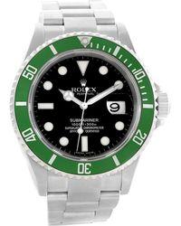 Rolex - Stainless Steel Submariner 50th Anniversary Men's Wristwatch 40mm - Lyst