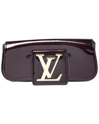Louis Vuitton Amarante Vernis Sobe Clutch - Multicolour