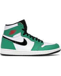 Nike Nike 1 High Lucky Green Trainers