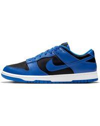 Nike Dunk Low Hyper Cobalt Sneakers - Blue