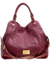 Marc By Marc Jacobs - Leather Classic Q Francesca Top Handle Bag - Lyst