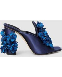 Sanayi 313 - Lamu Block Heel Sandals - Lyst