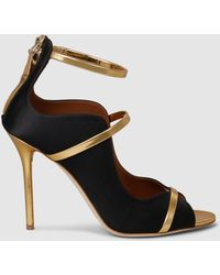 Malone Souliers - Mika Satin Courts - Lyst