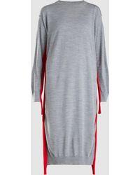 Sofie D'Hoore - Milano Wool Midi Jumper Dress - Lyst