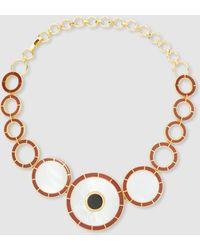Monica Sordo - Brujo Orbit Necklace - Lyst