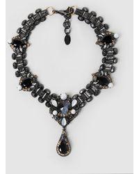 Erickson Beamon - Dark Shadows Necklace - Lyst