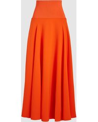 Elizabeth and James - Frances Maxi Skirt - Lyst