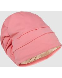 Marc Jacobs - Pink Jersey Turban - Lyst